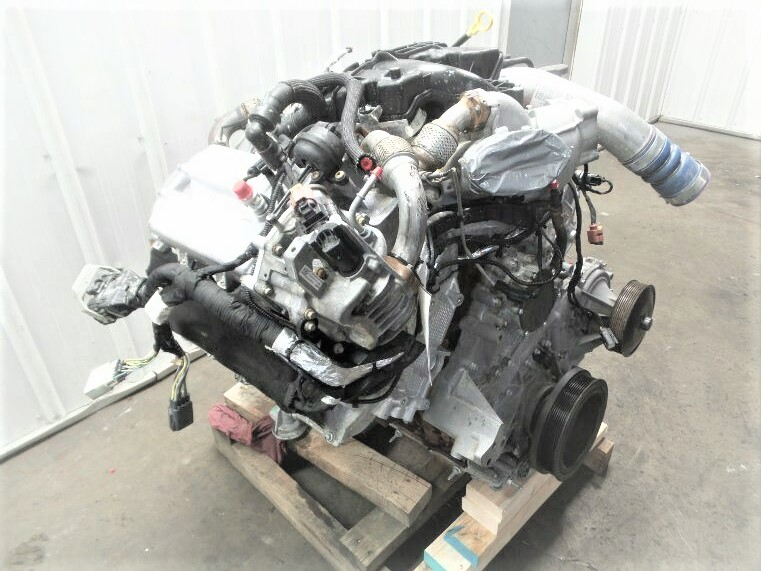 Ford 67 Diesel Engine
